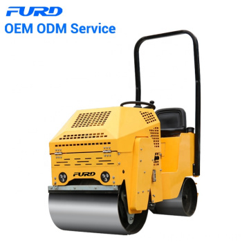 Ride-on 800kg Compactor Vibratory Road Roller for Sale