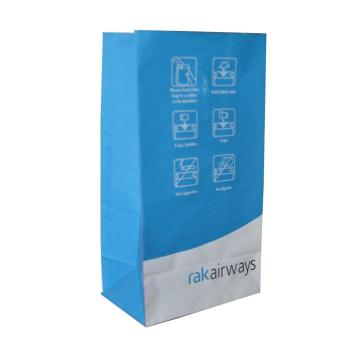 air sickness paper bag