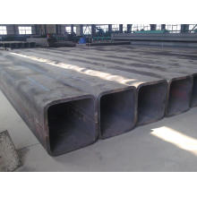 Square steel tube with black paint 300mm