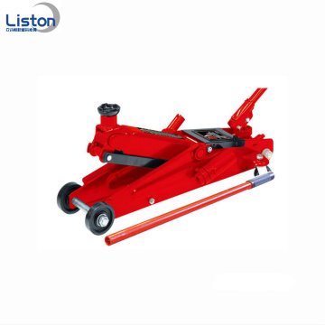 Available quality hydraulic floor jack with carrying case