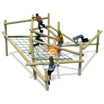 Playground Climb Net Structures Equipment