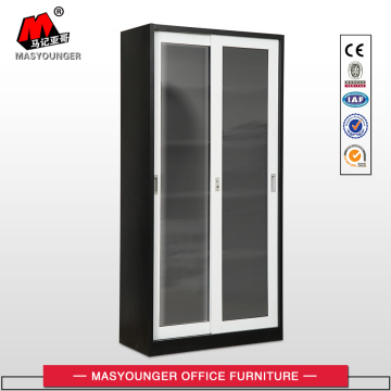 Multi-functional Sliding Door Metal Cupboard