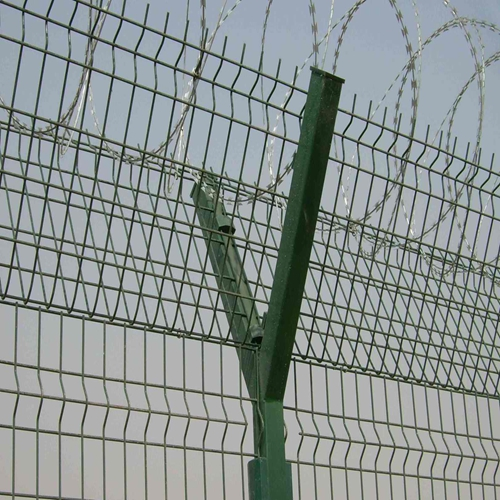 Professional ISO9001 cheap airport fence