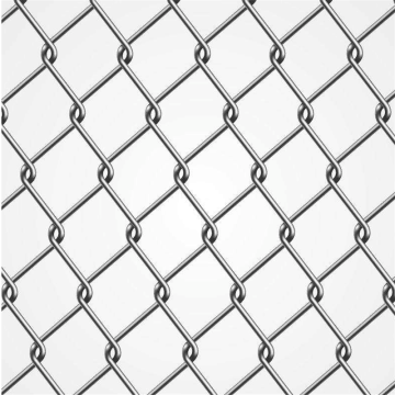Hot sale Galvanized construction temporary chain link fence