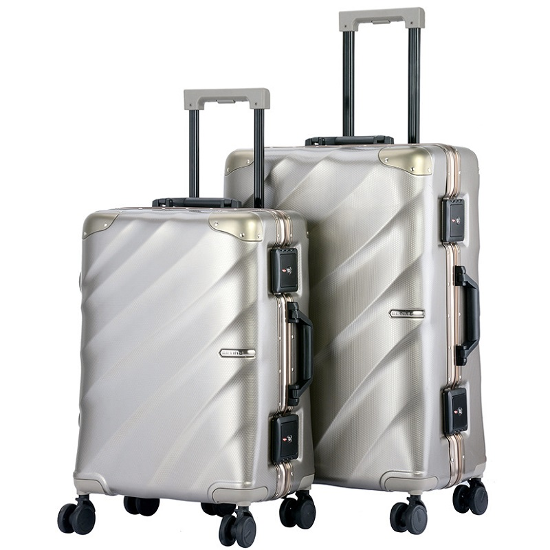 Men Pc Trolley Luggage