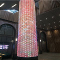 soft  indoor round LED display