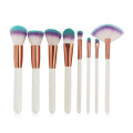 Professional Contour Makeup Brush Set 8 Pcs
