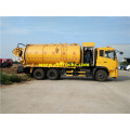 12000L 10 Wheel Septic Vacuum Tank Trucks