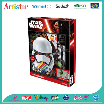 STAR WARS create your own craft set