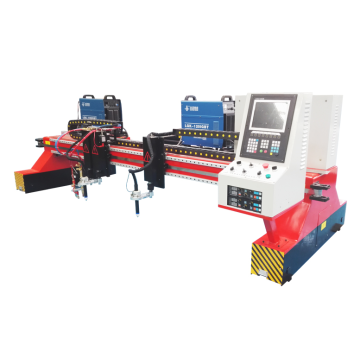 Iron Plate Cutting Machine