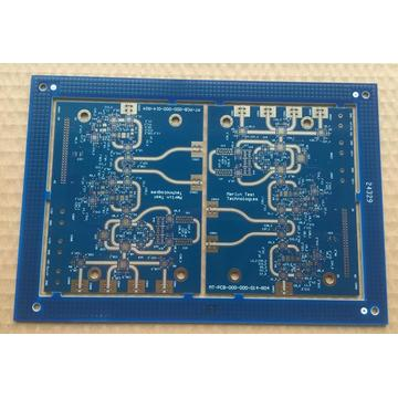 6 layer RF PCB for  power amplifier