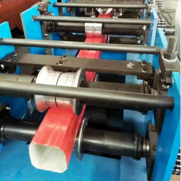 rainwater down pipe rollformer machine