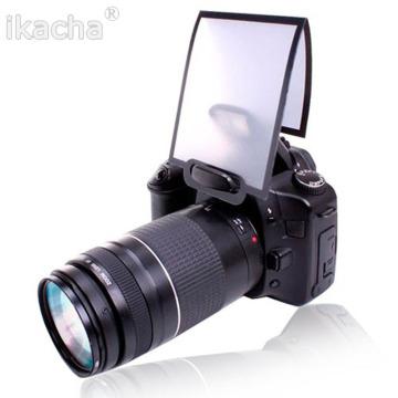1pcs Universal Soft Screen Pop-Up Flash Diffuser For Canon Nikon All Camera