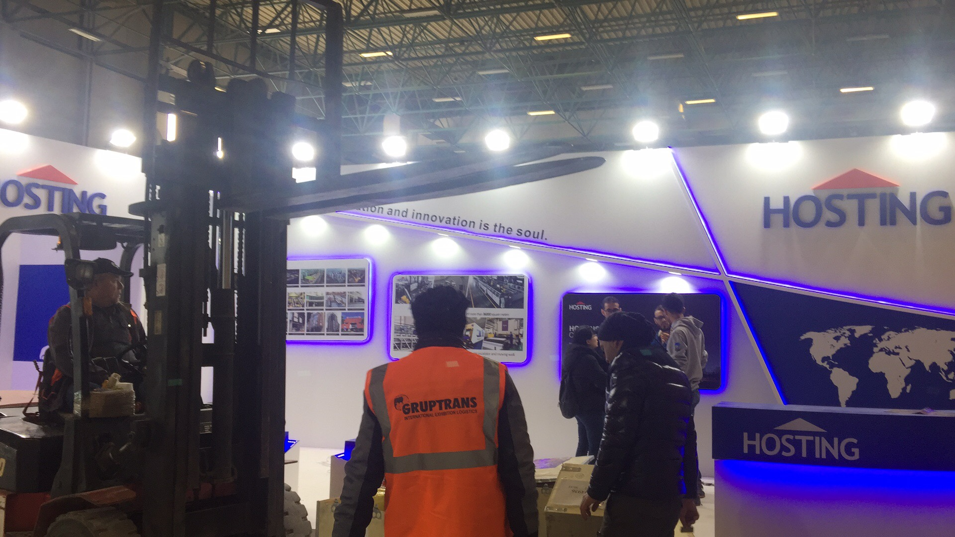 Istanbul 2019 16th International Lift Exhibition