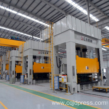 Steel Sheet Punching Hydraulic Press