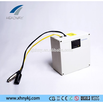 lifepo4 battery 12V20Ah for dc power supply