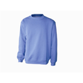 65% Polyester 35% Cotton Fleece Top.