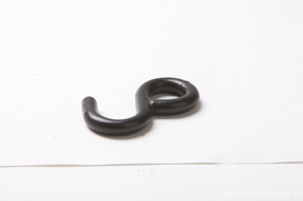American Type S Hook With Black PVC Coating