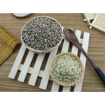 Organic EU Whole Hemp Seeds