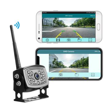 Phone App WiFi Backup Camera for Truck