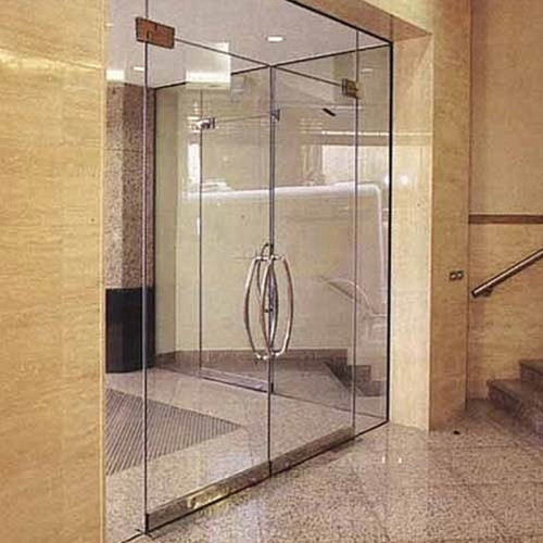 Shanghai Company 10mm Tempered Glass For Door