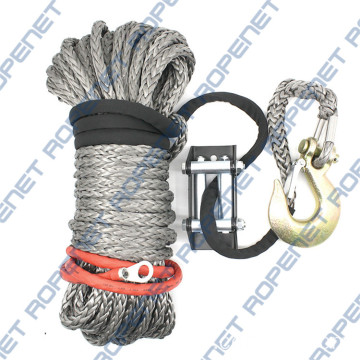 Synthetic Winch Rope Off Road Tow Rope