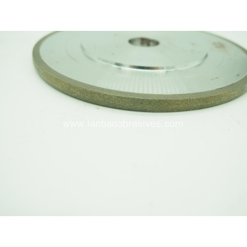 Diamond grinding wheel for glass engraving