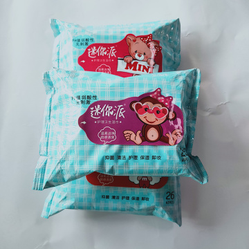 Skin Friendly Hypo Allergenic Baby Wipes