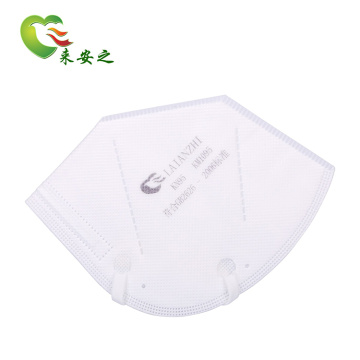 FFP3 Folding Particulate Respirator Valveless Mask