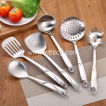Top Choice 18/10 Stainless Steel Soup Ladle Turner