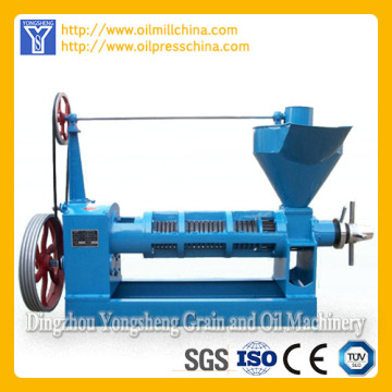 Sunflower Oil Pressing Machine