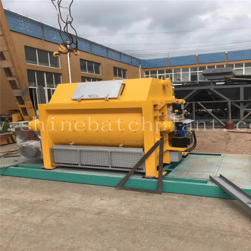 Wet Portable Concrete Plants