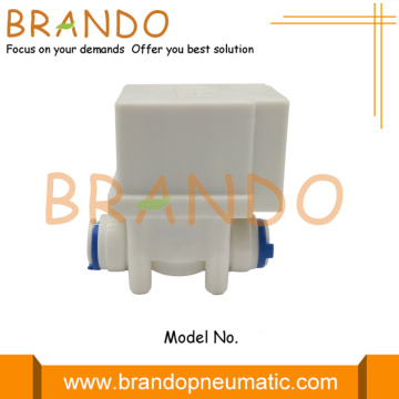 Plastic Water Purifier RO System Solenoid Valve