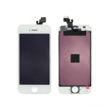 iPhone 5 LCD ekrāna displejs Digitizer Assembly nomaiņa