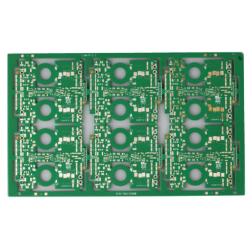 Heavy thick copper power printed circuit boards