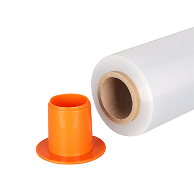stretch film with plastic prortector