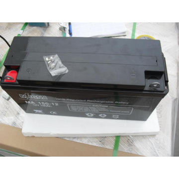 12V 150ah Rechargeable Solar Battery