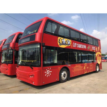 12m Double Decker City Bus