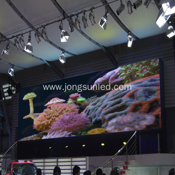SMD Indoor Poster P4 LED Display Screen