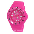 Fashionable Kids Waterproof Silicone Wrist Watch