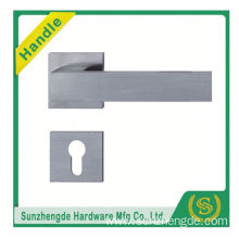SZD Design double sided door handle lock, stainless steel door pull handle, stainless steel door handle