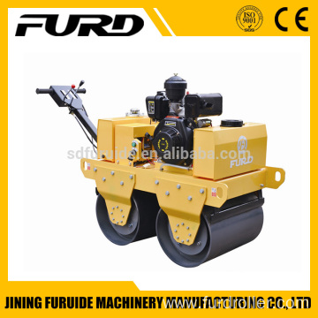 Double Drum Vibratory Used Walk behind Roller (FYL-S600C)