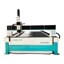 save your 50% cost CNC Glass Waterjet Cutter