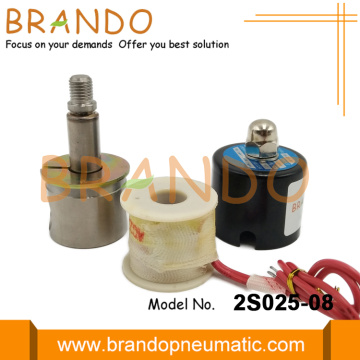 2S025-08 SUS-8 G1/4'' Direct Acting Solenoid Valve