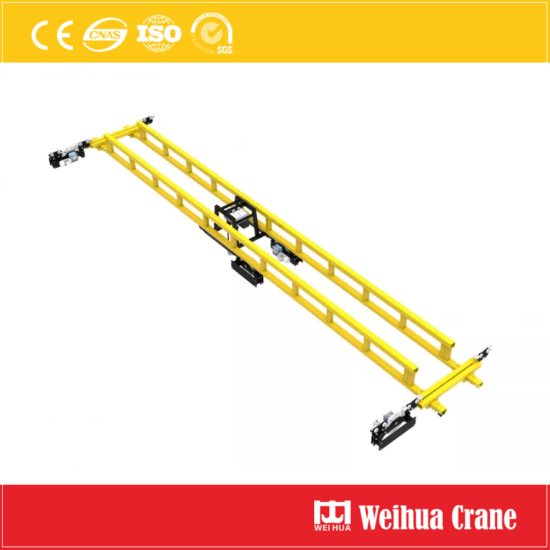Double Rail Light Crane