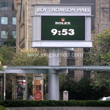 Display Outdoor LED Screen Signage For Advertising