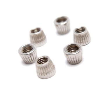 GB22795 Stainless Steel Hex Conical Nut