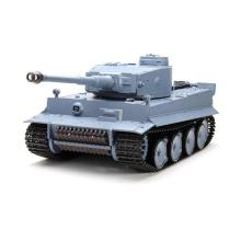 Heng Long 3818-1 2.4G 1/16 Germany Tiger I Tank Radio Control RC Tank Big Size Simulation Tank Children's Toy Model Gifts