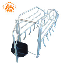 Hot sale galvanized farrowing crate