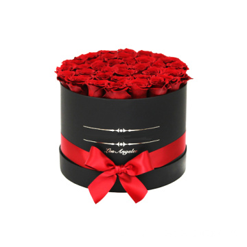 Large Size Round Flower Packaging Box